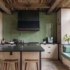 Contemporary Kitchen by JLF & Associates, Inc.