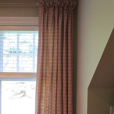 Curtains by Window and Fabric Works