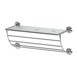 Cecilia Stööp - LILLHOLMEN Towel hanger/shelf - Towel hanger/shelf