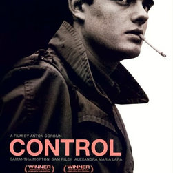 Control 27 x 40 Movie Poster - Style A - Control 27 x 40 Movie Poster - Style A Sam Riley, Samantha Morton, Craig Parkinson, Alexandra Maria Lara. Directed By: Anton Corbijn. Producer: Orian Williams Todd Eckert.