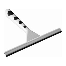 K Hagberg/M Hagberg - BOLMEN Shower squeegee - Shower squeegee, white, black