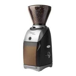 Baratza - Baratza Preciso Coffee Grinder - The Baratza Virtuoso Preciso is an upgraded version of Baratza's top selling Virtuoso coffee grinder. The Preciso is a Virtuoso with the addition of a Micro Adjustment Mechanism, making the Preciso an outstanding grinder for espresso.