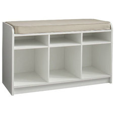 contemporary storage and organization by Home Depot