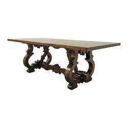 Spanish Dining Table - Spanish DIning Table
