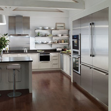 Transitional Kitchen by Standards of Excellence