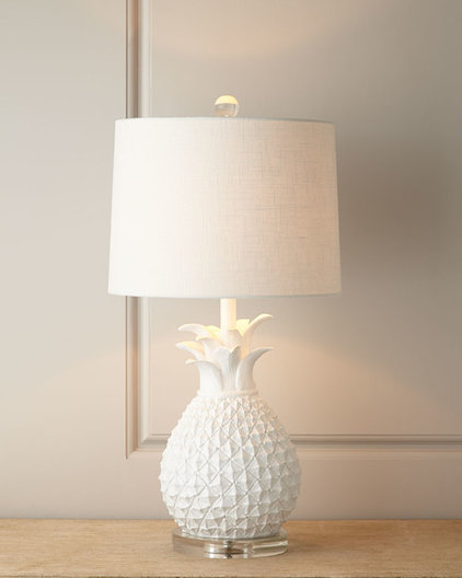 Transitional Table Lamps by Horchow