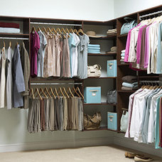 Contemporary Closet Organizers by Martha Stewart Closets