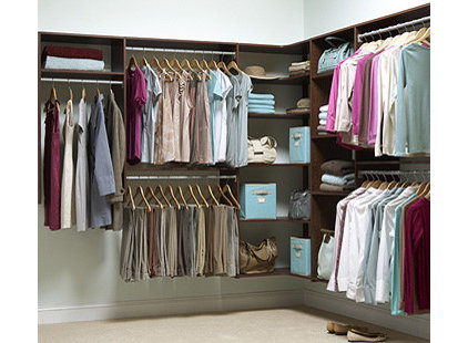 modern closet organizers by Martha Stewart Closets