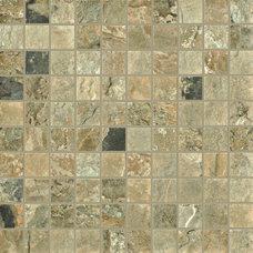 Traditional Floor Tiles by Ceramic Tileworks