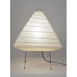 Noguchi UF4-L10 Floor Lamp By Akari Lamps - The UF4-L10 by Akari is considered Modern during the post war era.
