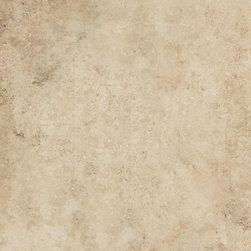 Limestone Collection Honey - Subtle organic beauty marks StonePeak's unglazed porcelain limestone.