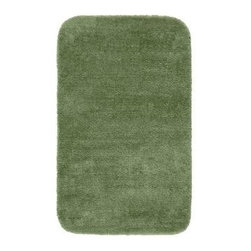 "Garland Rug - Bath Mat: Accent Rug: Traditional Deep Fern 30"" x 50"" Bathroom - Shop for Flooring at The Home Depot. Traditional Bath Rugs will complement any bathroom decor. The basic plush design is a classic look. Traditional bath rugs are made with 100% Nylon for superior softness and quality. Proudly made in the USA."