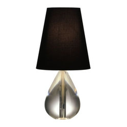 Claridge Mini Teardrop Accent Lamp