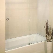 Contemporary Shower Doors by Oasis Shower Doors