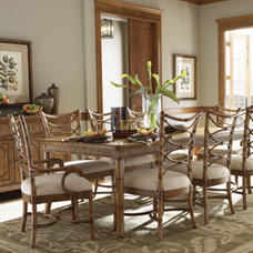 Tropical Dining Room by Lexington Home Brands