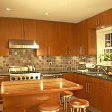 Contemporary Kitchen by WL INTERIORS