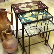 Traditional Side Tables And End Tables by Childress Old World Furniture, Corp