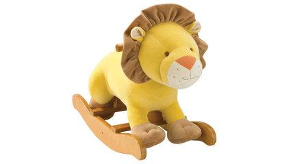 Lion Rocker   giggle