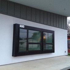 Modern Windows by Beck-Reit and Sons, Ltd