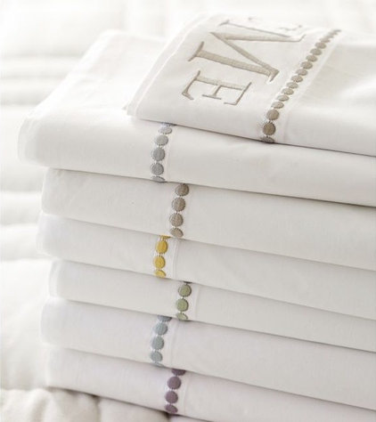 Traditional Sheets by Pottery Barn
