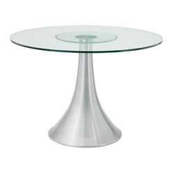 Satellite Round Dining Table, Small