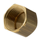 "Delta 1/2"" Female IPS Brass Cap - RP34849 - Designed exclusively for Delta faucets."