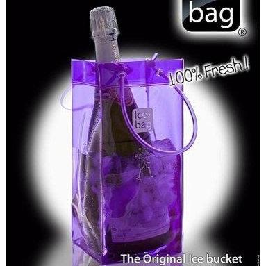 ice bag* - the modern alternative to an ice buket -