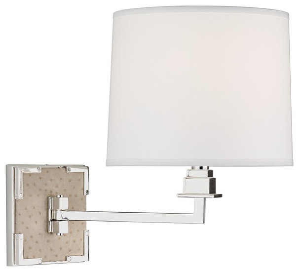 Contemporary Swing Arm Wall Lamps by Lamps Plus