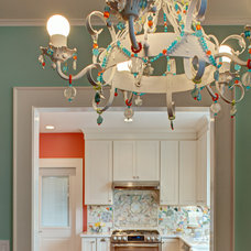 Eclectic  by Tracey Stephens Interior Design Inc