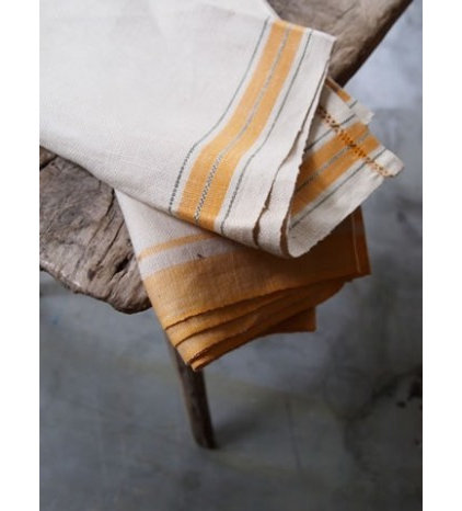 traditional dishtowels by Foundstyle