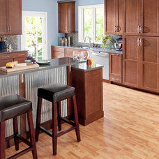 Contemporary Kitchen by Shenandoah Cabinetry