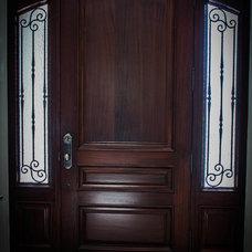 Front Doors by WELDA Windows & Doors