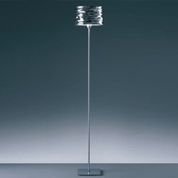 Artemide - Artemide | Aqua Cil Floor Lamp - Design by Ross Lovegrove, 2008.