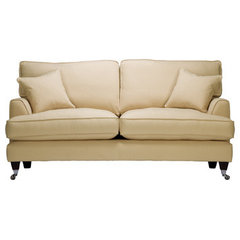 Florence medium-sofa in Vogue Pampas - Sofa Workshop