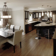 Modern Dining Room by Lana Lounsbury Interiors