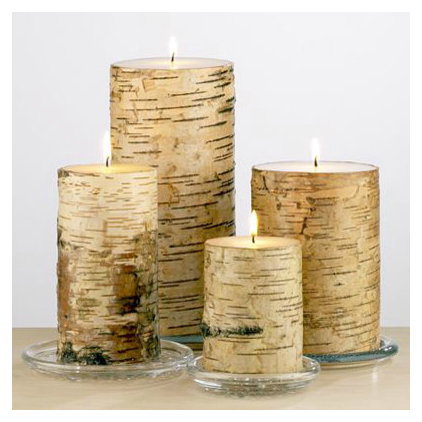 contemporary candles and candle holders by World Market