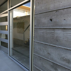 Contemporary Front Doors by Prime Associates Inc