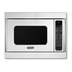 Viking Professional Series Countertop Microwave Oven Stainless Steel | VMOC206SS - Multiple Convection Modes