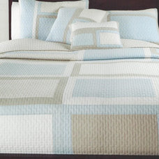 Contemporary Quilts by Tropicality Decor