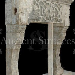 Antique Fireplace Installations - Image by 'Ancient Surfaces'