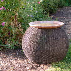Contemporary Bird Baths by John Lewis
