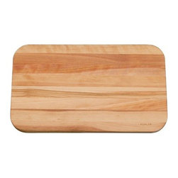 KOHLER - KOHLER K-6633-NA Clarity Hardwood Cutting Board - KOHLER K-6633-NA Clarity Hardwood Cutting Board