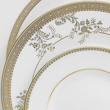 Traditional Dinnerware Sets by Crystal Classics