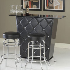 eclectic bar tables by Hayneedle