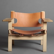 Contemporary Armchairs by Mjölk