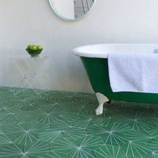 Contemporary Floor Tiles by Marrakech Design