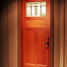 Craftsman Front Doors by Northwest Door And Sash Company