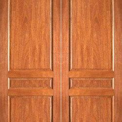 "P-630 Interior Mahogany 3 Panel Double Door - SKU#P-630-2BrandAAWDoor TypeInteriorManufacturer CollectionInterior Mahogany DoorsDoor ModelDoor MaterialWoodWoodgrainMahoganyVeneerPrice440Door Size Options2(15"") x 80"" (2'-6"" x 6'-8"")  $02(18"") x 80"" (3'-0"" x 6'-8"")  +$202(24"") x 80"" (4'-0"" x 6'-8"")  +$1202(28"") x 80"" (4'-8"" x 6'-8"")  +$1202(30"") x 80"" (5'-0"" x 6'-8"")  +$1202(32"") x 80"" (5'-4"" x 6'-8"")  +$1202(36"") x 80"" (6'-0"" x 6'-8"")  +$1402(15"") x 96"" (2'-6"" x 8'-0"")  +$1002(18"") x 96"" (3'-0"" x 8'-0"")  +$1202(24"") x 96"" (4'-0"" x 8'-0"")  +$3002(28"") x 96"" (4'-8"" x 8'-0"")  +$3402(30"") x 96"" (5'-0"" x 8'-0"")  +$3402(32"") x 96"" (5'-4"" x 8'-0"")  +$3402(36"") x 96"" (6'-0"" x 8'-0"")  +$360Core TypeSolidDoor StyleDoor Lite StyleDoor Panel Style3 PanelHome Style MatchingCraftsman , Colonial , Bungalow , Bay and Gable , Gulf Coast , Plantation , Cape Cod , Suburban , Prairie , Ranch , Elizabethan , VictorianDoor ConstructionEngineered Stiles and RailsPrehanging OptionsPrehung , SlabPrehung ConfigurationDouble DoorDoor Thickness (Inches)1 3/8 , 1 3/4Glass Thickness (Inches)Glass TypeGlass CamingGlass FeaturesGlass StyleGlass TextureGlass ObscurityDoor FeaturesDoor ApprovalsFSCDoor FinishesDoor AccessoriesWeight (lbs)620Crating Size25"" (w)x 108"" (l)x 52"" (h)Lead TimeSlab Doors: 7 daysPrehung:14 daysPrefinished, PreHung:21 daysWarranty1 Year Limited Manufacturer WarrantyHere you can download warranty PDF document."