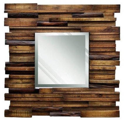 Contemporary Wall Mirrors by Shades of Light