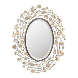 Kichler Lighting - Kichler Lighting 78178 Arcade Hand Painted Mirror -